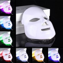 Máscara de led com 7 cores para estetica