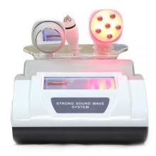 lipocavitação com RF Tripolar com laser facial e hexpolar c/laser corporal D3