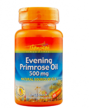 Thompson Evening Primrose Oil - 500 mg - 30 cápsulas