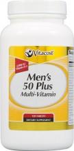 Multivitamínico para homens a partir dos 50 anos 120 capsulas