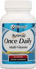 Multivitamínico Once Daily  30 Caps o Mais Poderoso Multivitamínico